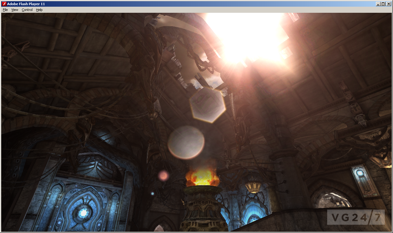 Unreal Engine 3 brings 3D gaming to Flash - VG247
