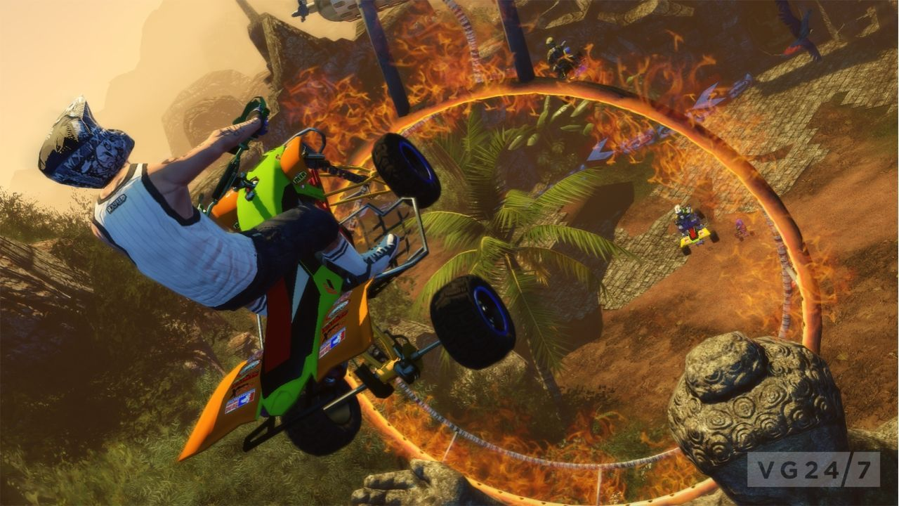 Ubisoft announces Techland ATV racer in the works, Babel
