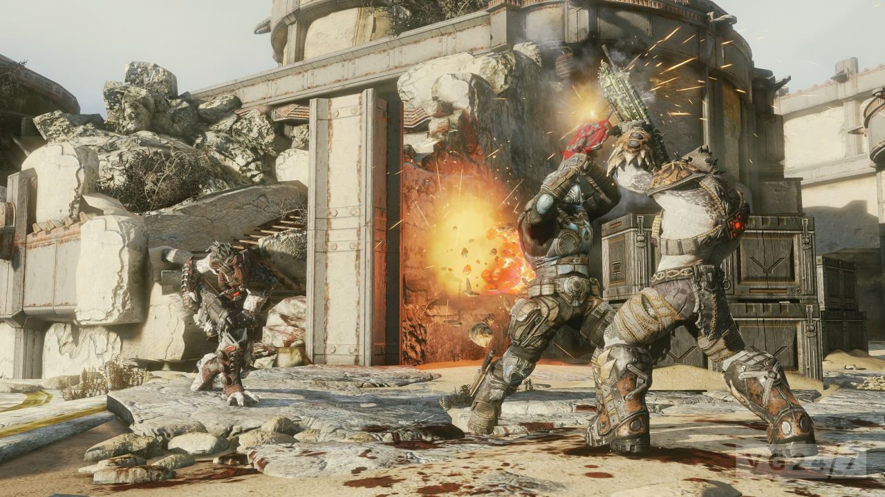 Fenix rising map pack new experience system launches for gears of fenix rising map pack new experience system launches for gears of war 3 gumiabroncs Images