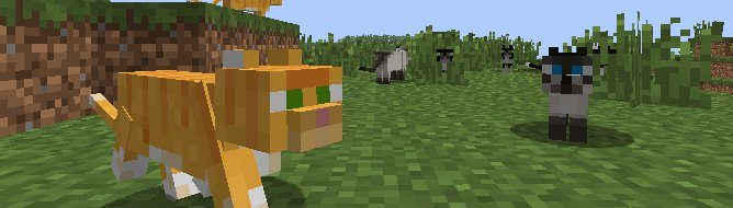 Ocelots Minecraft The jungle cats will only