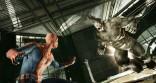Amazing Spider-Man Rhino and Spider-Man