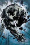 Marvel Comic Book Art - Rhino
