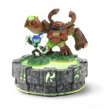 Skylanders Giants - Tree Rex and Stealth Elf