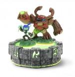 Skylanders Giants - Tree Rex and Stealth Elf
