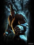 The Amazing Spider-Man - Rhino Render