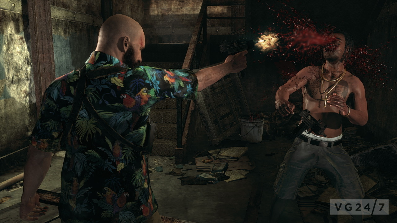 Quick Shots Action And Headshots Shown In Max Payne 3 Screens Vg247