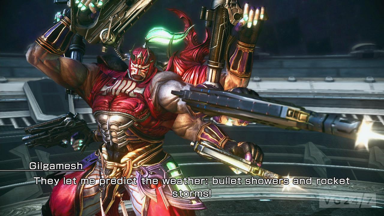 Quick shots - loads of FFXIII-2 DLC goodies - VG247