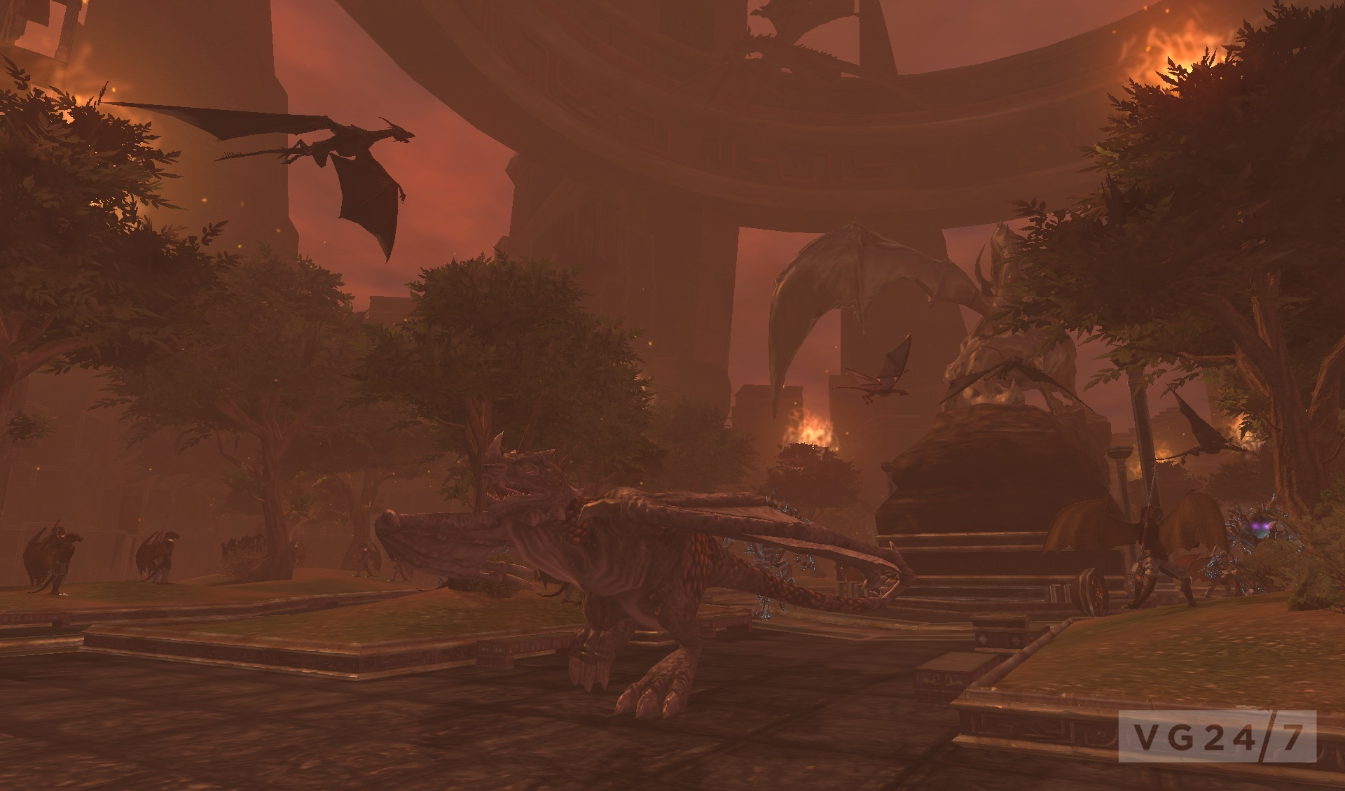 Everquest II Skyshrine update trailered, screened, out now