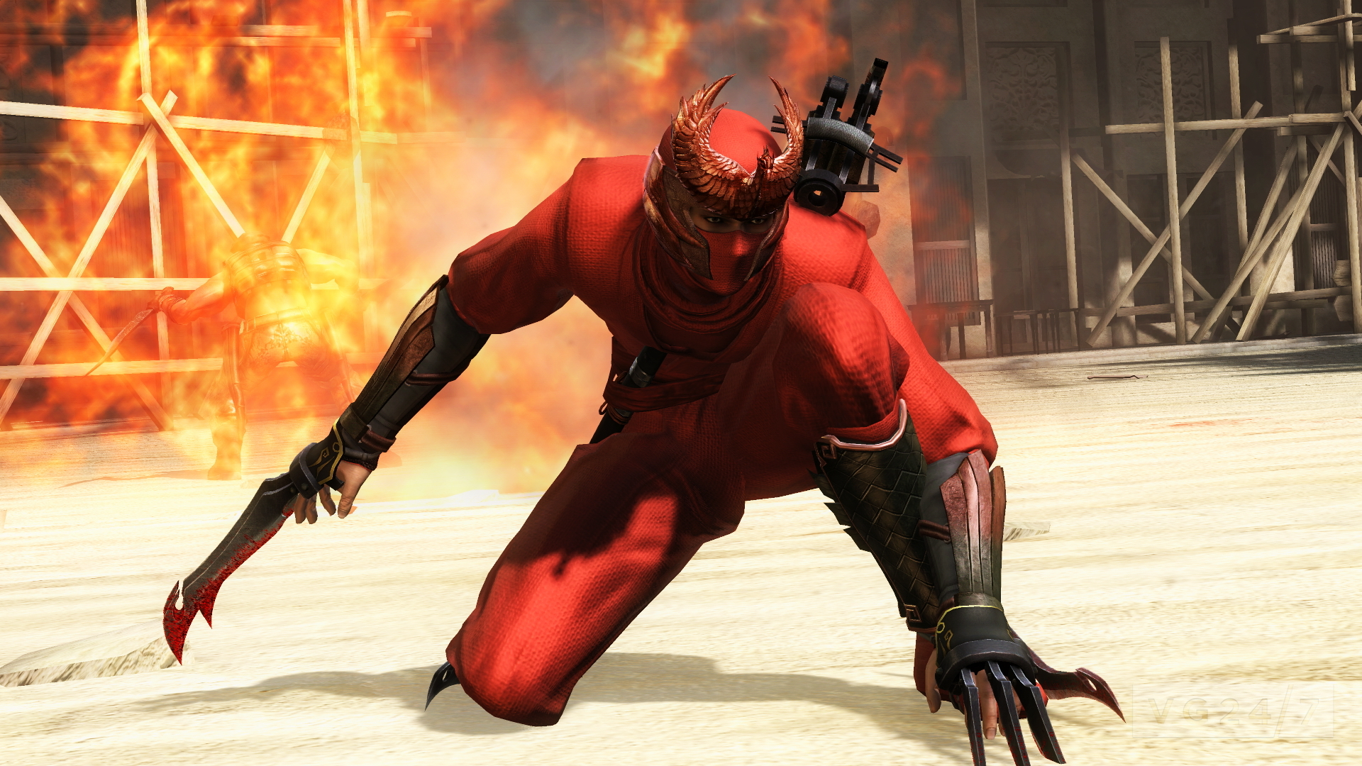 Ninja Gaiden 3 Dlc Videoed Screened For Ps3 And 360 Vg247
