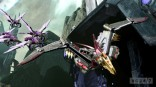 Transformers FOC - Swoop flying away from Insecticons