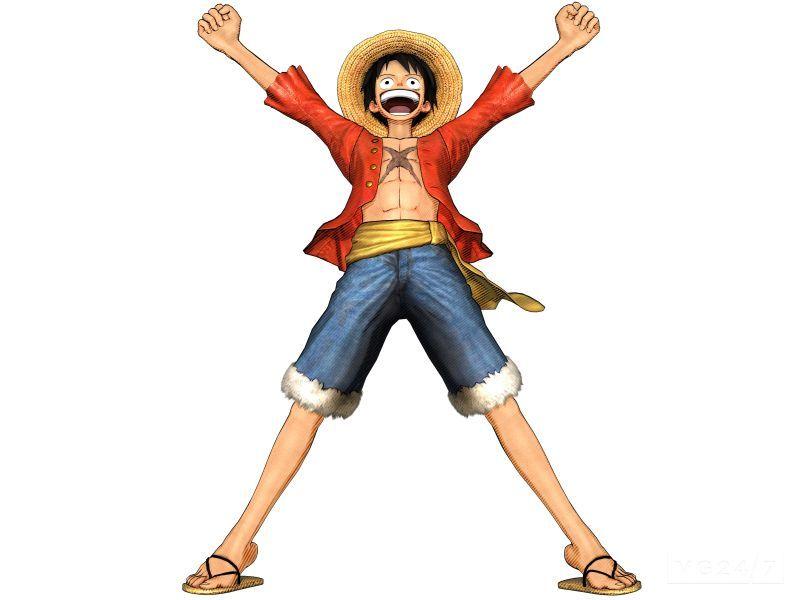 Namco Gamer's Day media - One Piece, Tekken Tag Tournament 2