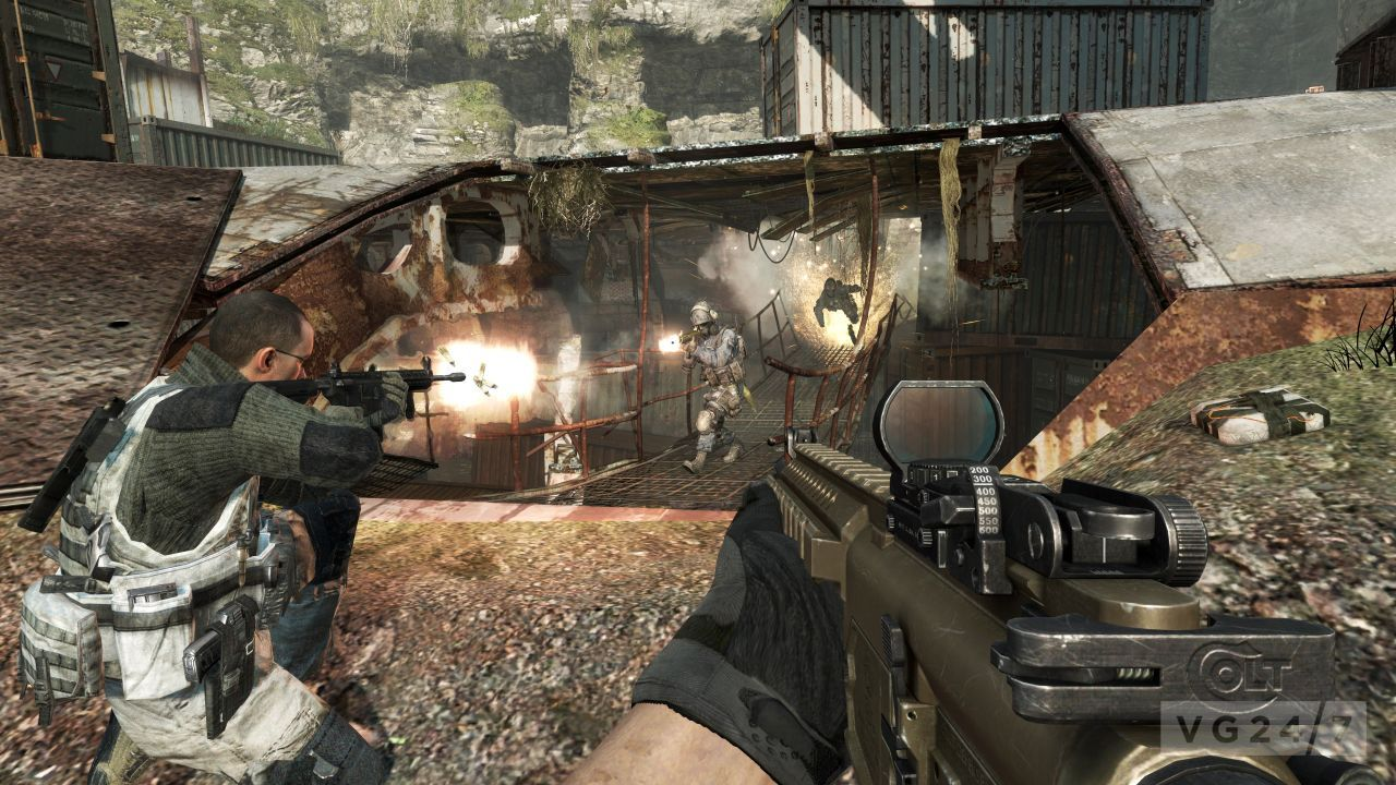 Modern Warfare 3 Content Collection 2 Screens And Video Arrive