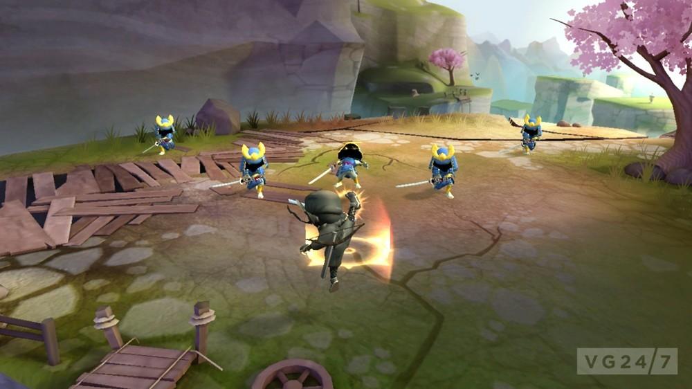 Mini Ninjas 2 скачать торрент - фото 6