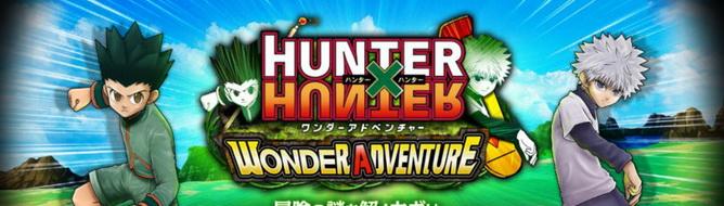 Hunter X Hunter Wonder Adventure In Development For Psp Vg247