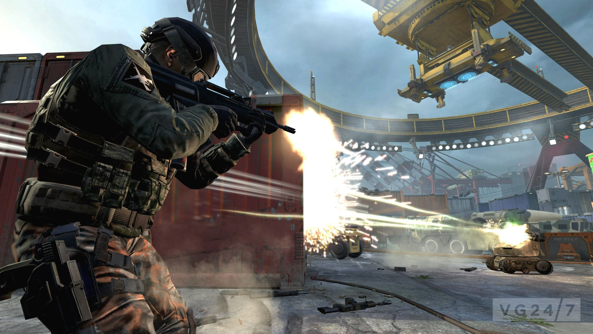 Call of Duty: Black Ops 2 E3 screens make excellent wallpapers