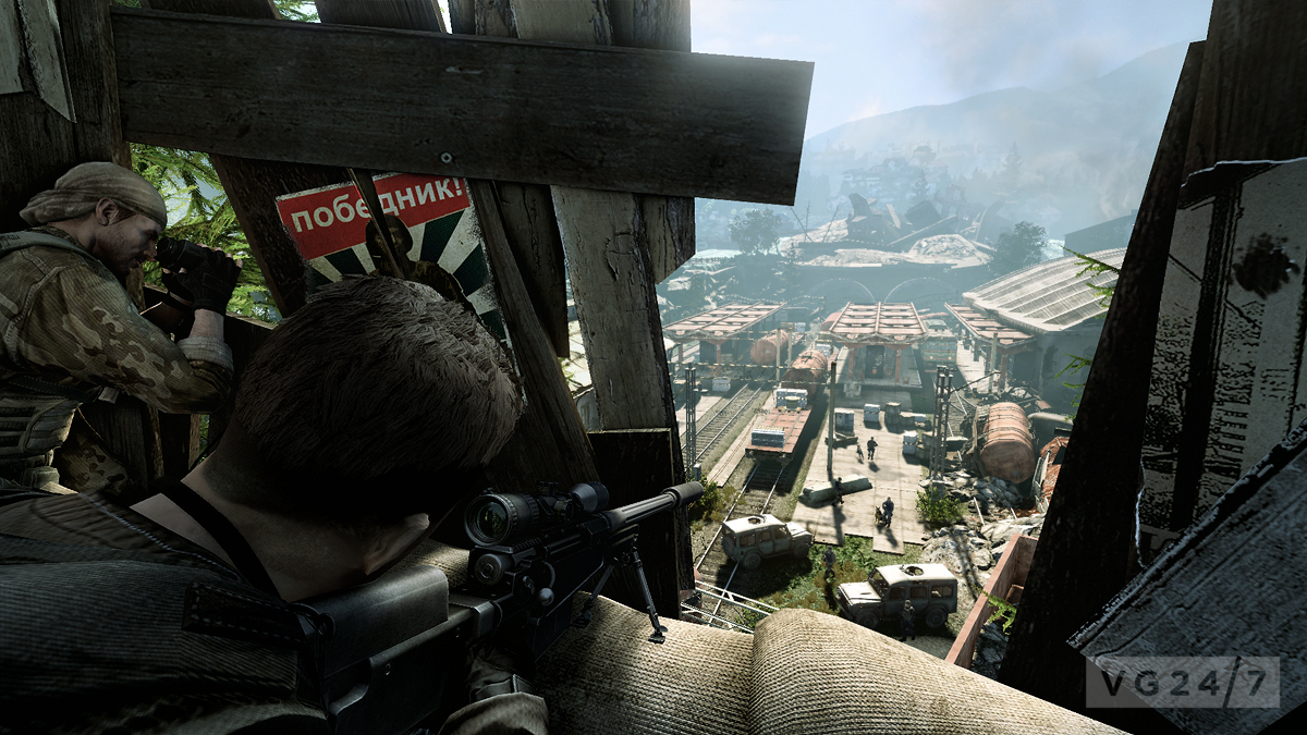Quick shots – Sniper: Ghost Warrior 2