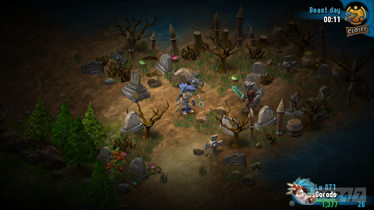 Rainbow Moon launch date and new screens - VG247