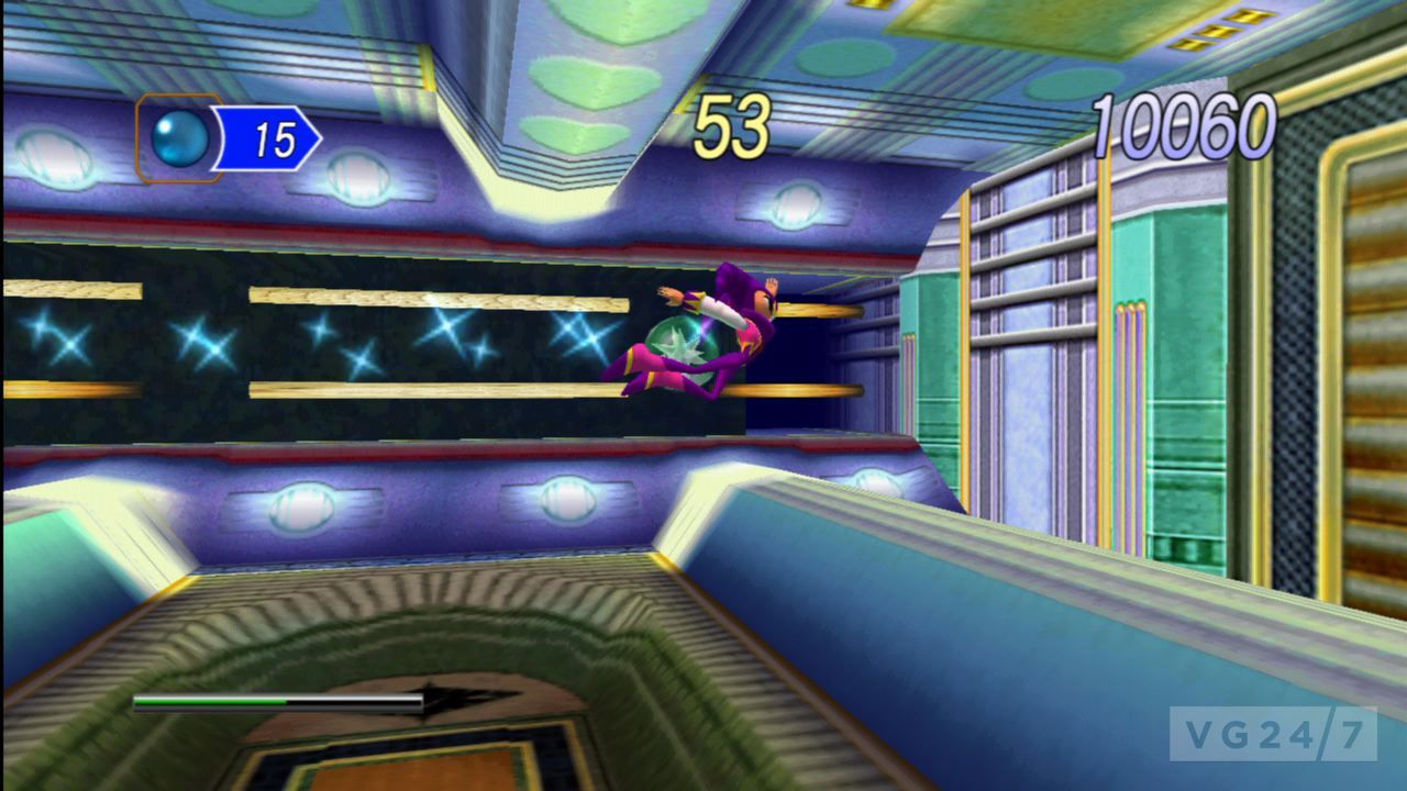 NiGHTS into dreams HD remake releasing digitally this fall