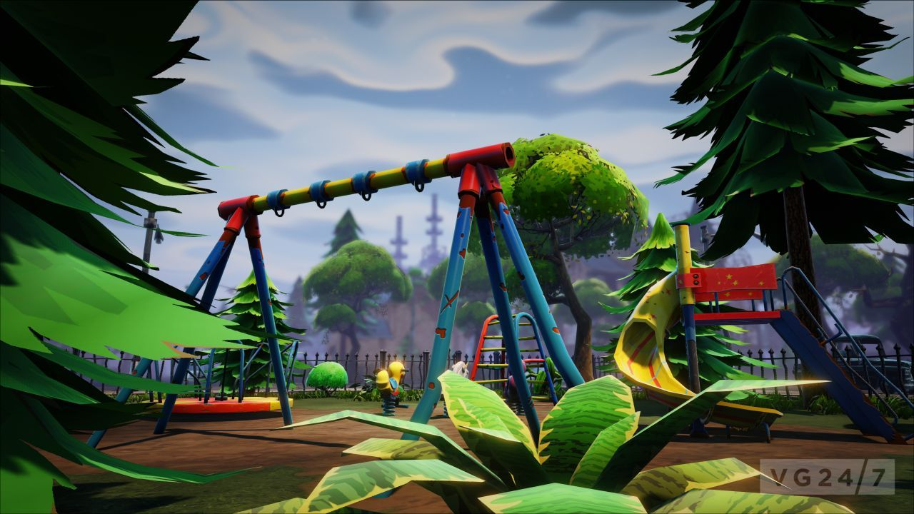Fortnite is PC exclusive, first to utilize Unreal Engine 4