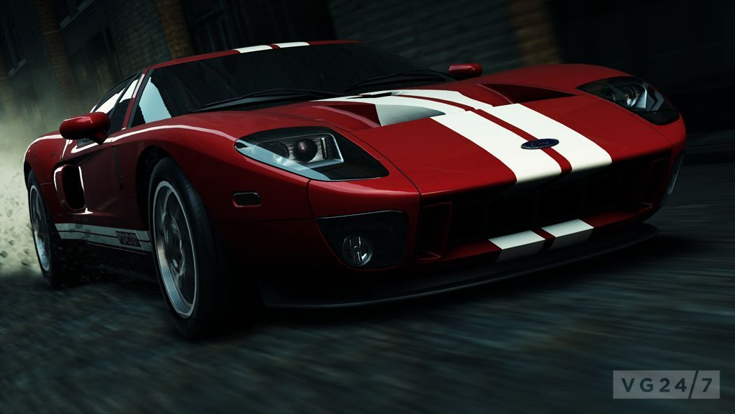 American Muscle Cars And Trucks Highlighted In Latest Nfs Most Wanted Shots
