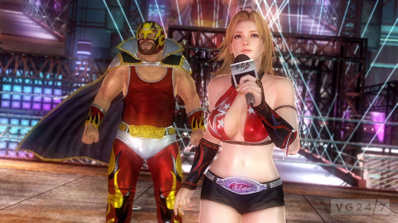 Tina and Jann Lee return to Dead or Alive 5 for some Tag Team ...