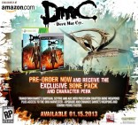 DMC preorder-amazon