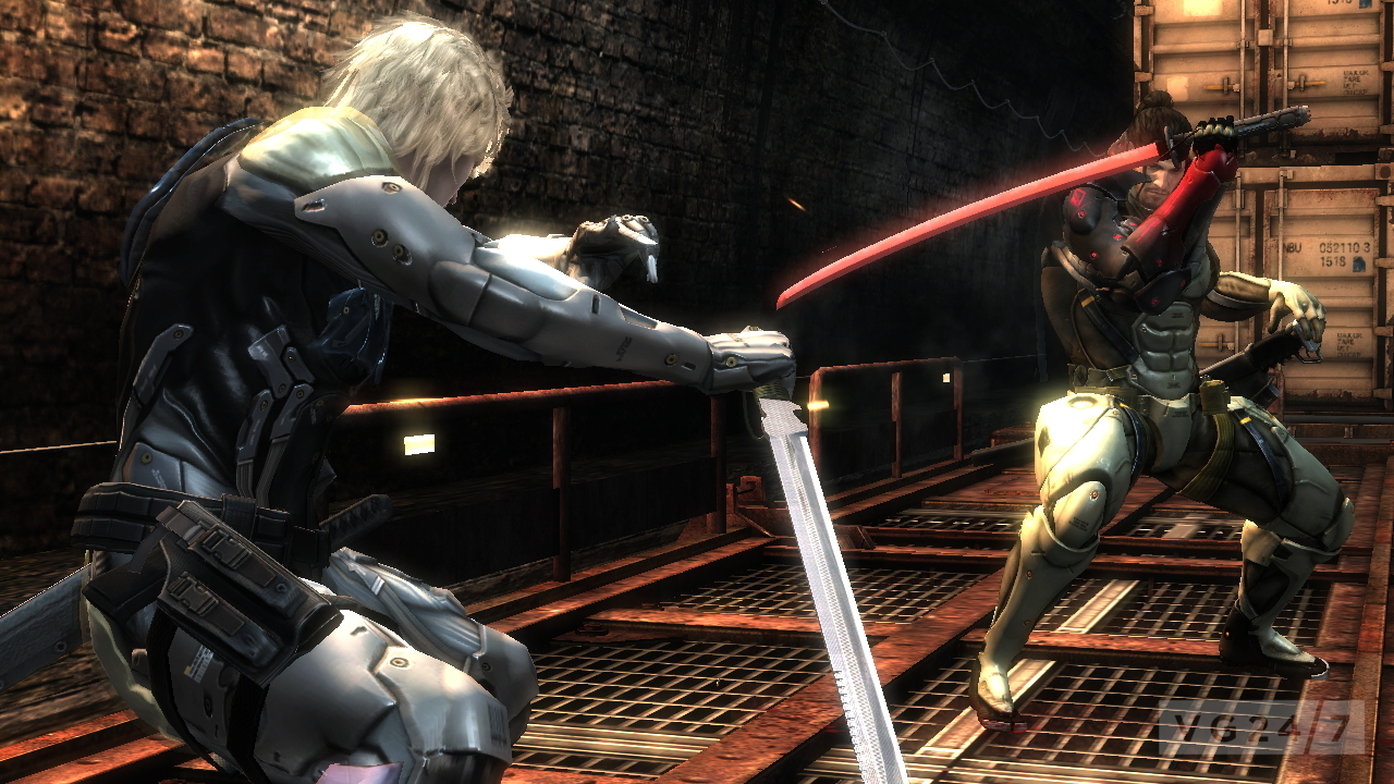 Metal gear rising new screens show robo wolves metal gear ray metal gear rising new screens show robo wolves metal gear ray action voltagebd Choice Image