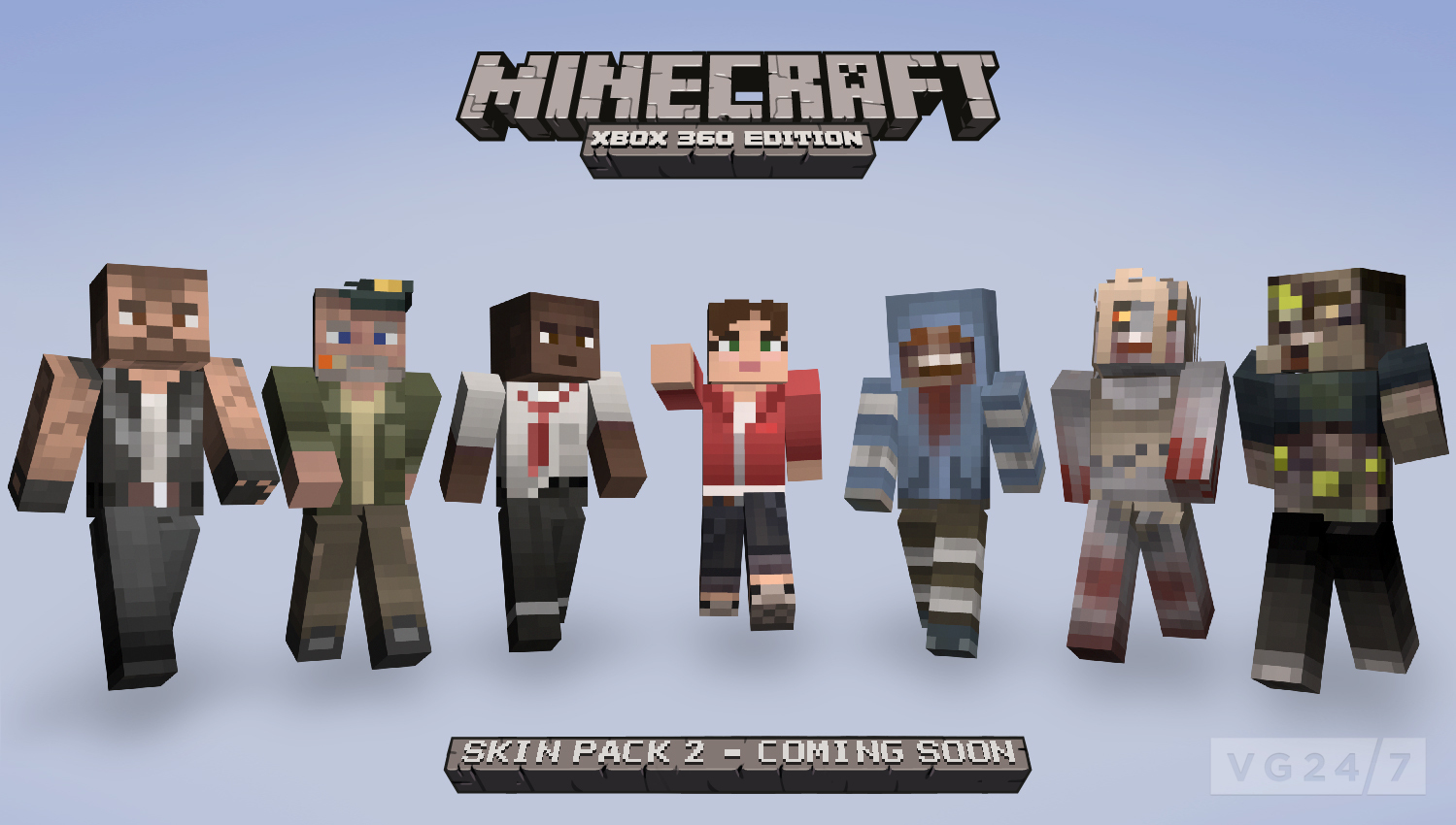 How to get free minecraft xbox one and xbox 360 dlc gamespot.