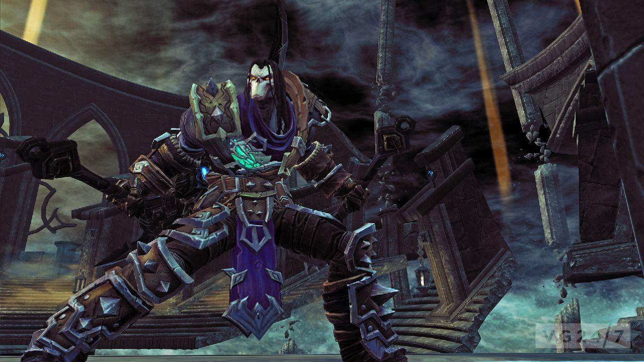 Darksiders 2 Crucible mode adds 100 waves of survival combat