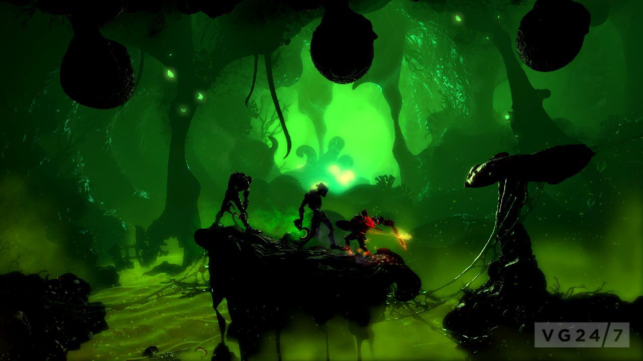 Trine 2 expansion Goblin Menace announced for PC, OS X