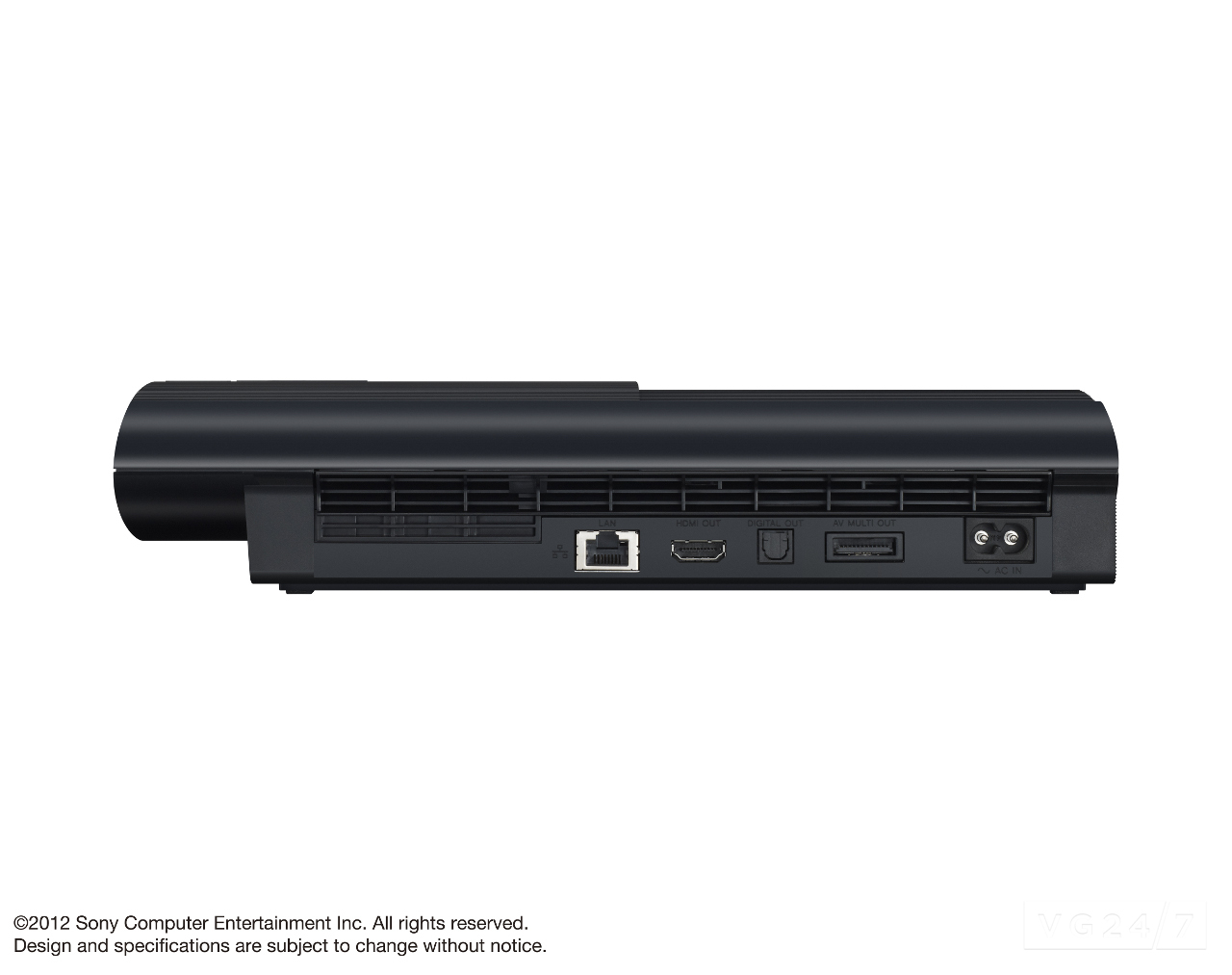 PS3 Super Slim: official console photos, see them here - VG247