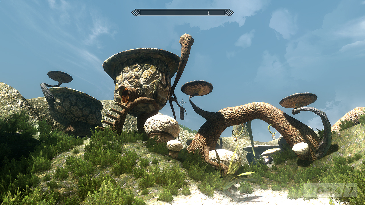 Skywind project is a Morrowind port using the Skyrim engine - VG247