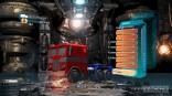 Transformers FOC_DLC G1 Optimus alt mode