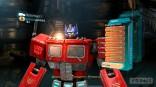 Transformers FOC_DLC G1 Optimus robot mode