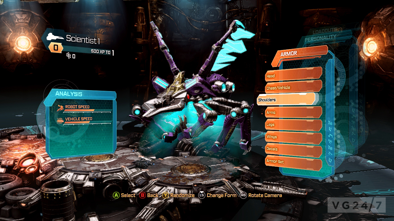 transformers: fall of cybertron dlc massive fury pack now available