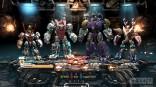 Transformers FOC_DLC char creator four classes