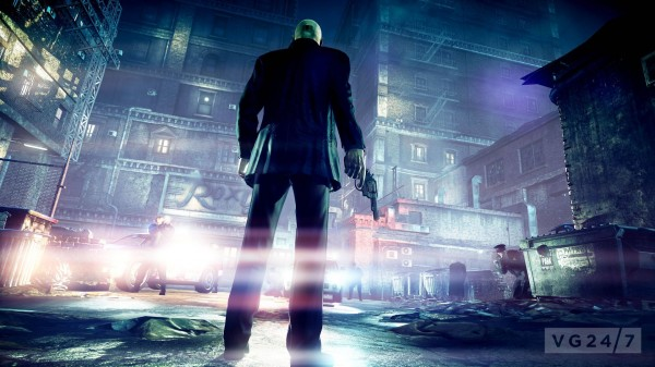 Hitman Absolution Is Coming To Xbox One Through Backward