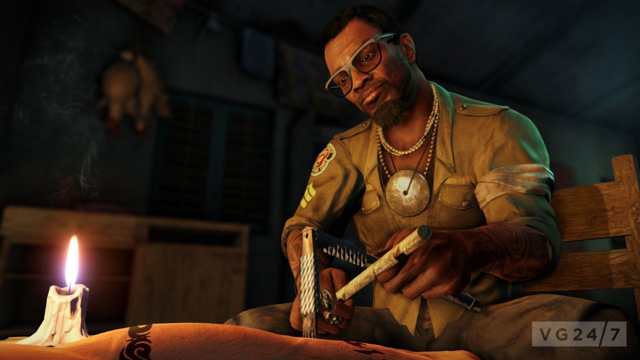 Far Cry 3 Trailer Introduces Dennis And Citra Of The Tribe Vg247