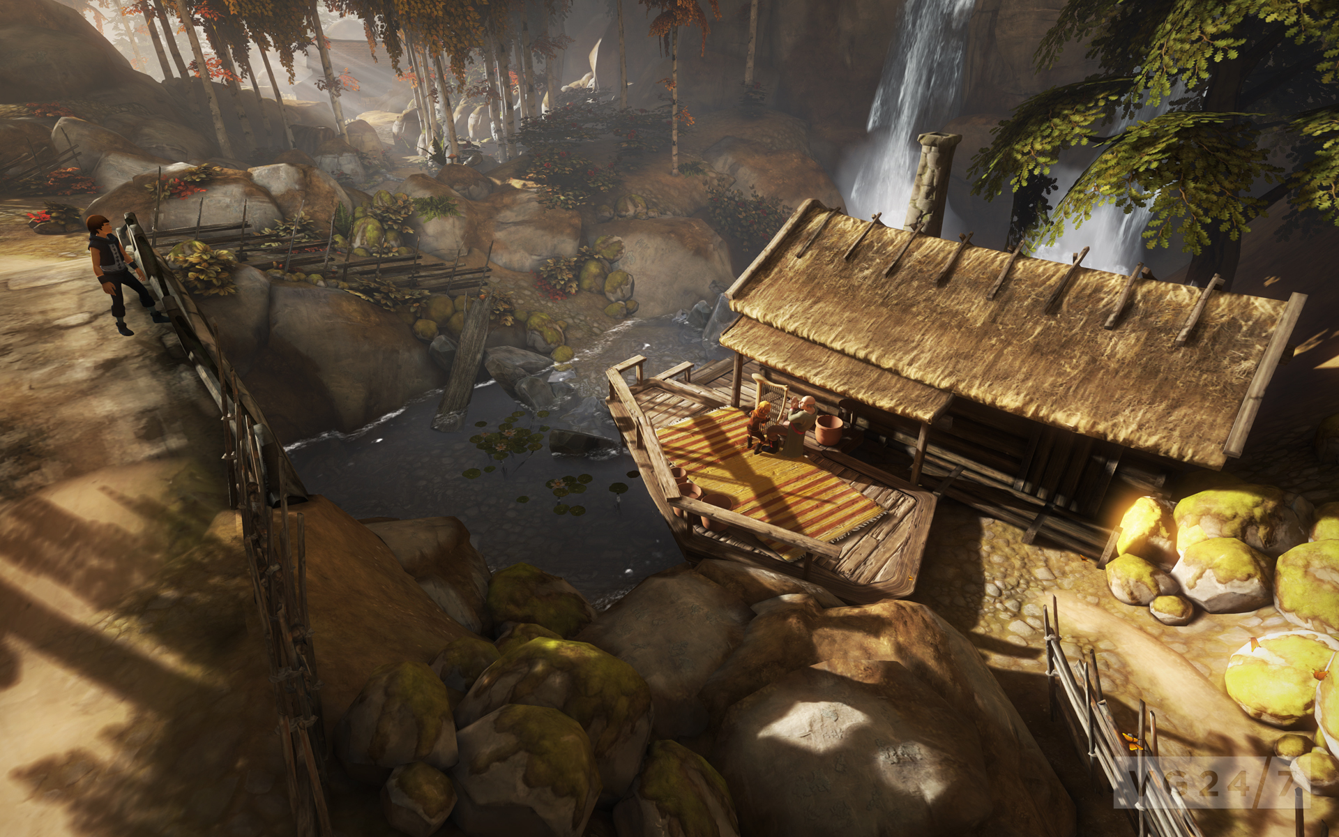 Brothers A Tale Of Two Sons Gets Serene New Screens Vg247