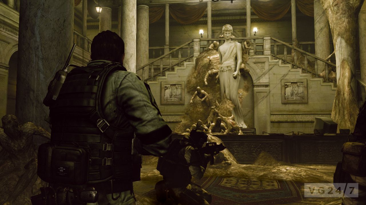 Resident Evil 6 patch to add wider FOV option - VG247