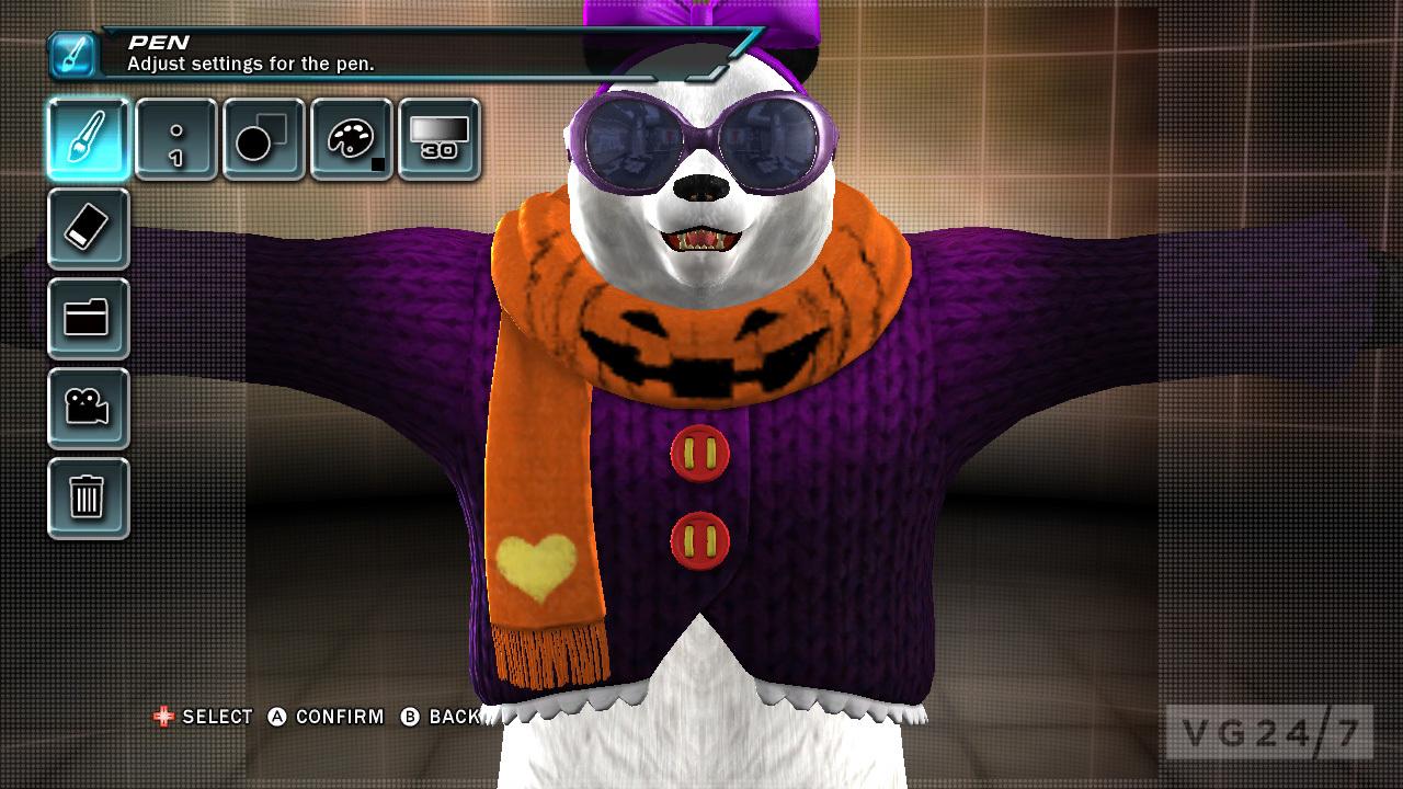 Tekken Tag Tournament 2 Wii U Includes A Paint Mode Vg247