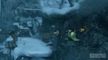 LLOTR - Legoals leaps at Caradhras