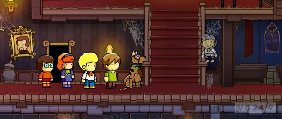 Scribblenauts Unlimited shows off Object Creator - VG247
