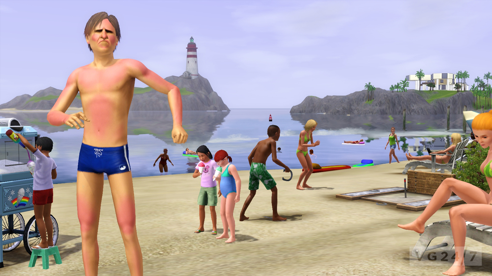 The Sims 3 Seasons Expansion Pack now available at retail