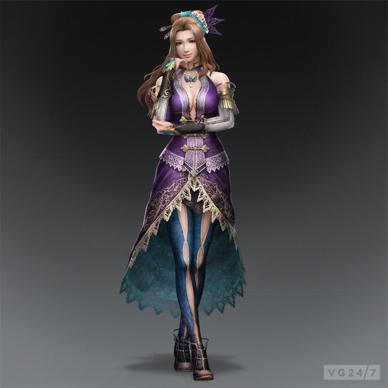 Dinastia warriors 8