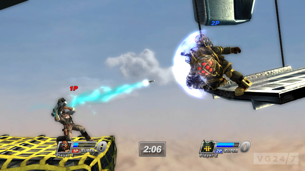 Ps All Stars Battle Royale Gets Dlc Gameplay Screens Vg247