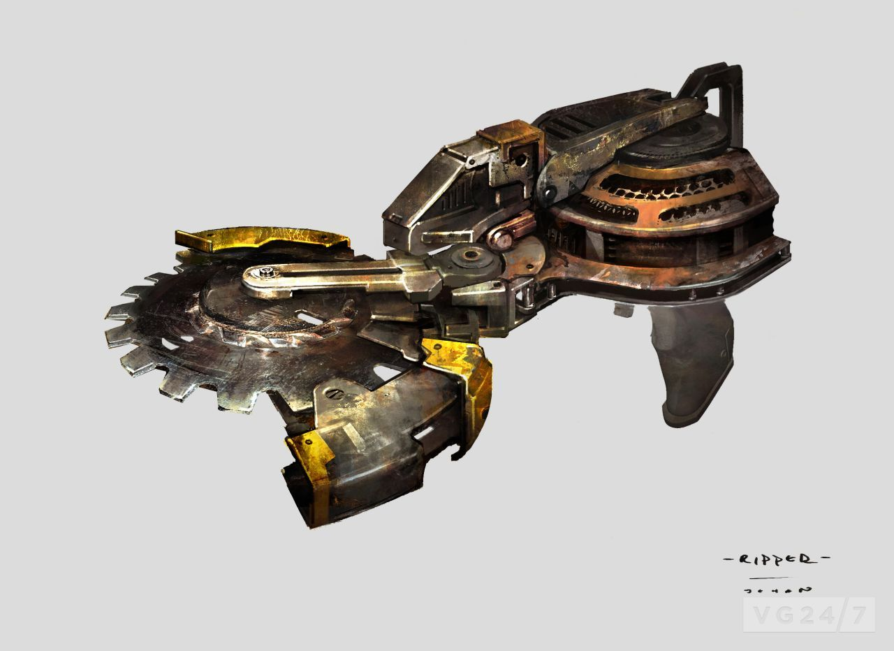 Dead space 3 concept art is full of suits and weapons vg247 dead space 3 concept art is full of suits and weapons malvernweather Image collections