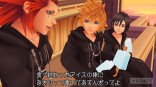 Kingdom Hearts hd remix 13