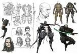 Metal Gear Rising art  10
