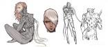 Metal Gear Rising art  12